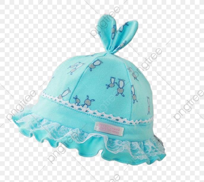 Korean Baby Hat, Product Kind, Po Basin Cap PNG Transparent Image.