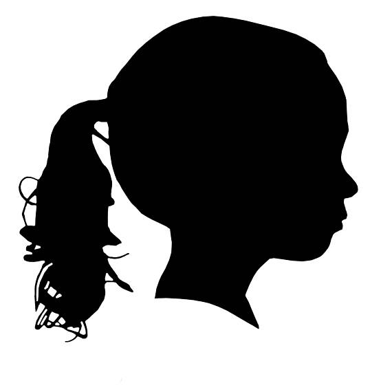 Child Silhouette Profile at GetDrawings.com.