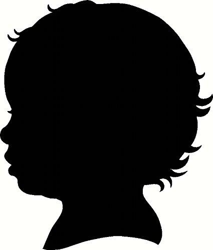 Baby Silhouette Profile.