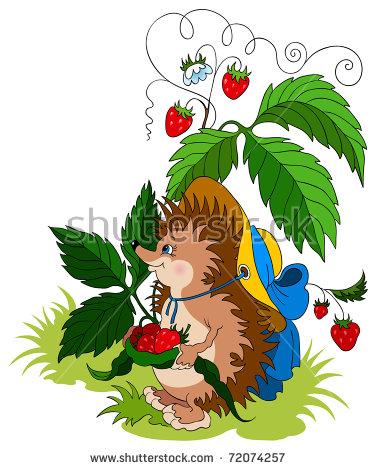 Baby Hedgehog Isolated Stock Vectors, Images & Vector Art.