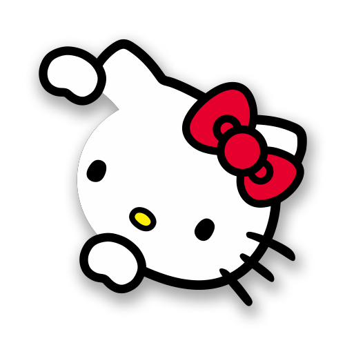 Hello Kitty Lunchbox Baby Learn Sanrio Drawing.