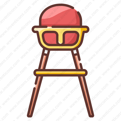 Download Baby,high,chair icon.