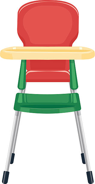 Best High Chair Illustrations, Royalty.