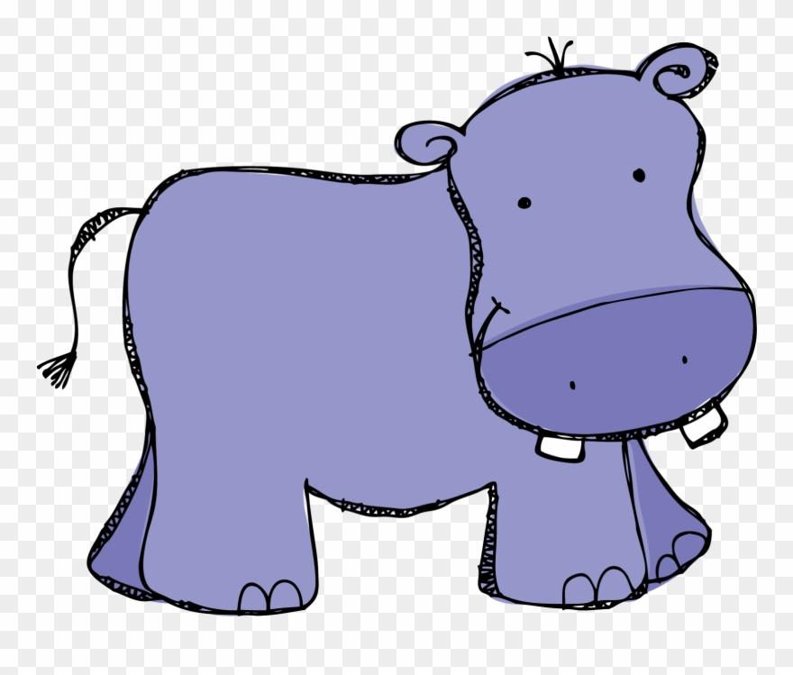Image Of Baby Hippo Clipart 7 Clip Art Hippo Clipartoons.