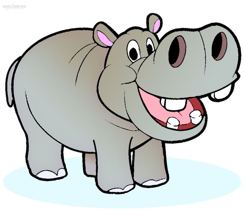 Pin by Alesia Leach on Hippopotamus.