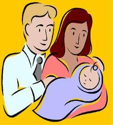 Hospital Baby Clipart.