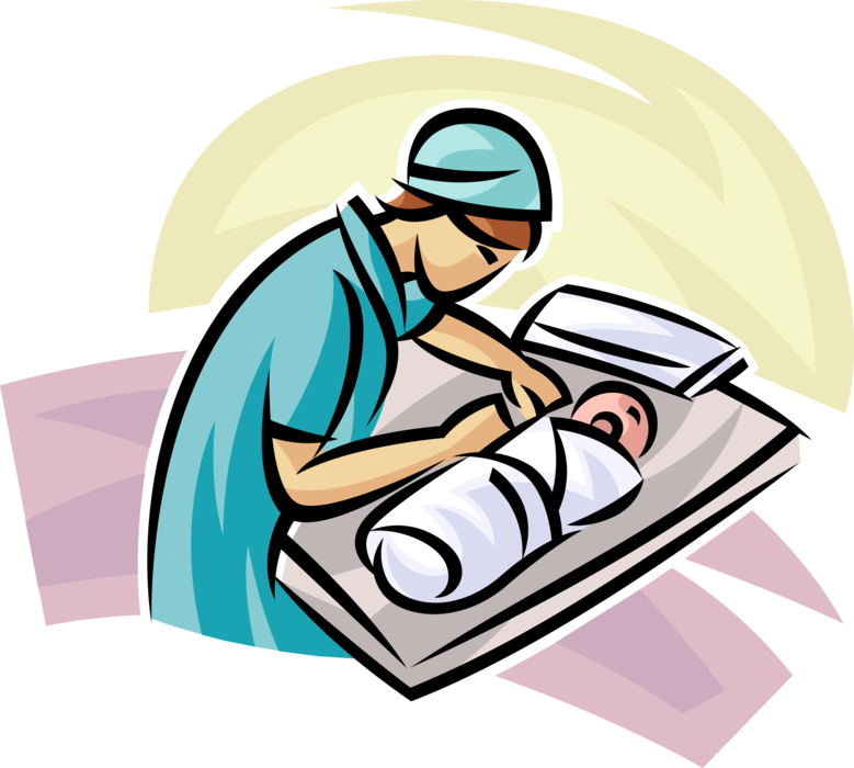 Image Infant Clipart Hospital Baby.