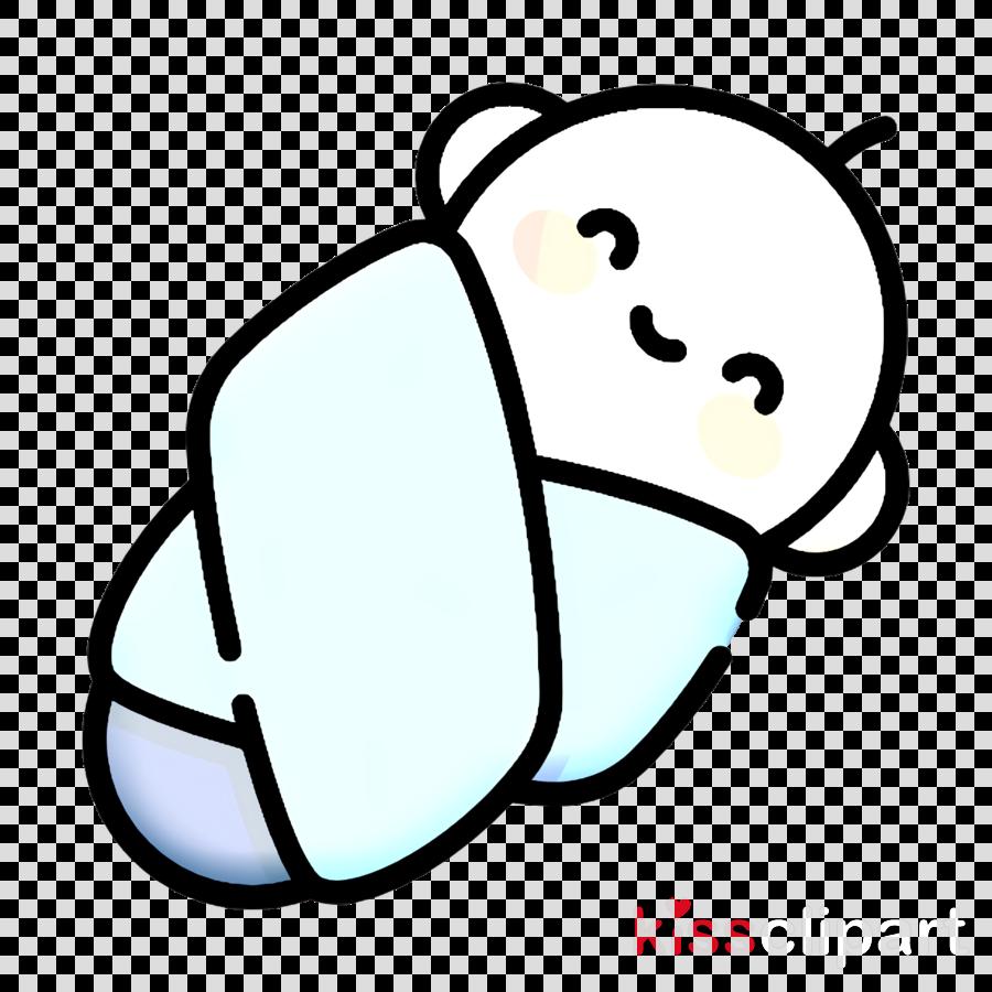 Child icon Hospital icon Baby icon clipart.