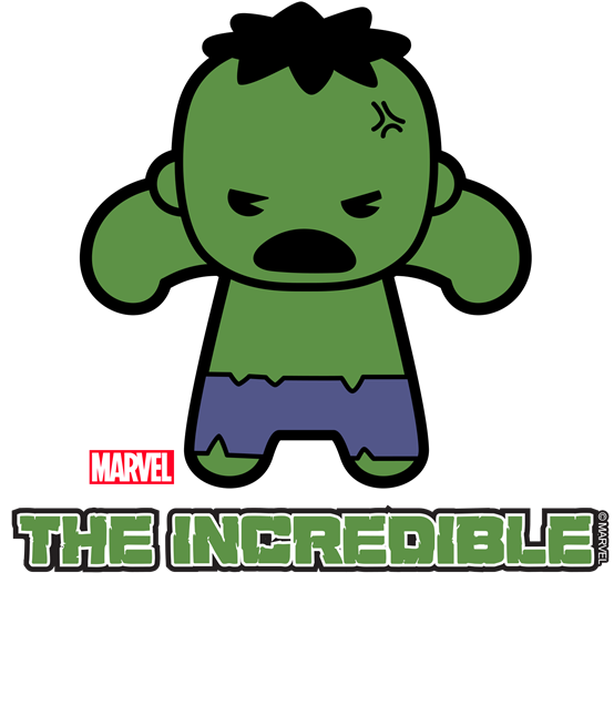 Free Hulk Clipart Black And White, Download Free Clip Art.