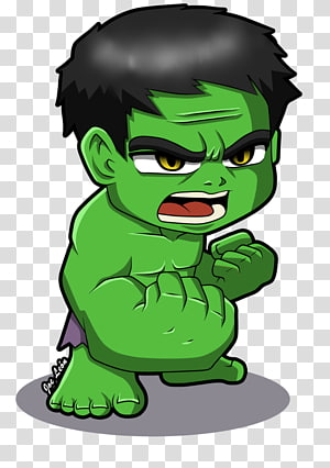 Incredible Hulk , head art jaw supernatural creature.