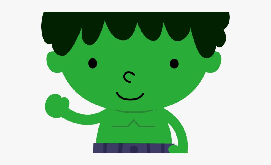 Hulk Clipart Baby.