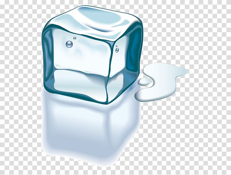 Ice cube Melting , Ice transparent background PNG clipart.