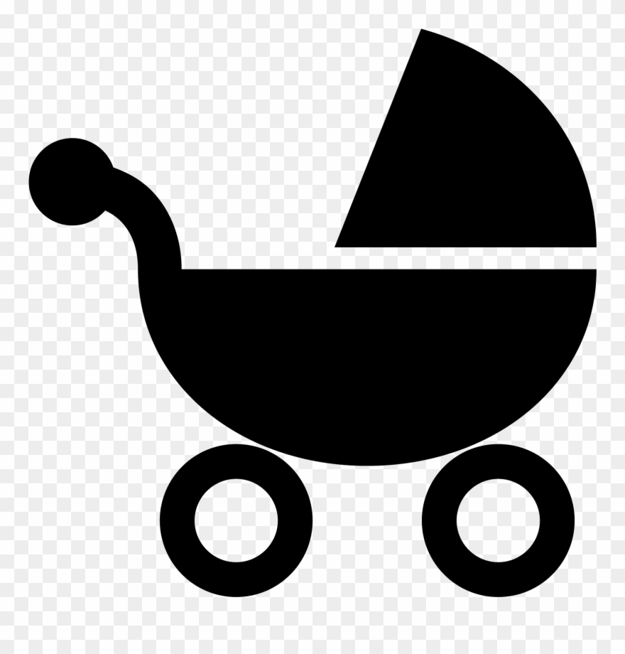 Stroller Icon Free Download.