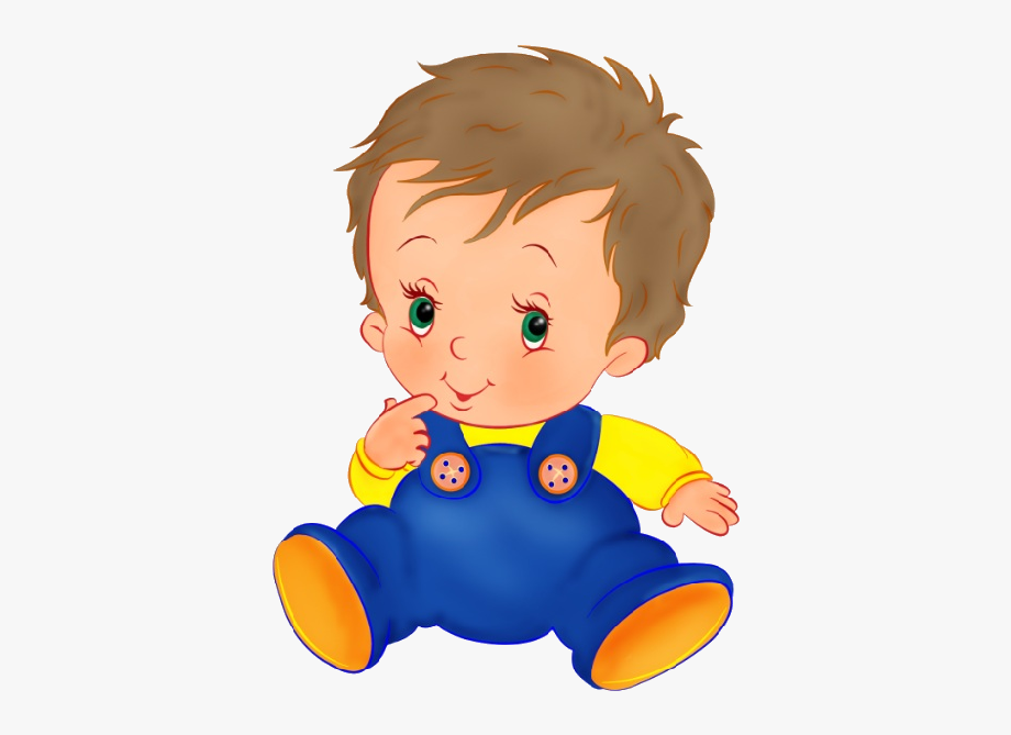 Cartoon Baby Clipart.