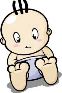 Baby Diaper Pin Clipart.