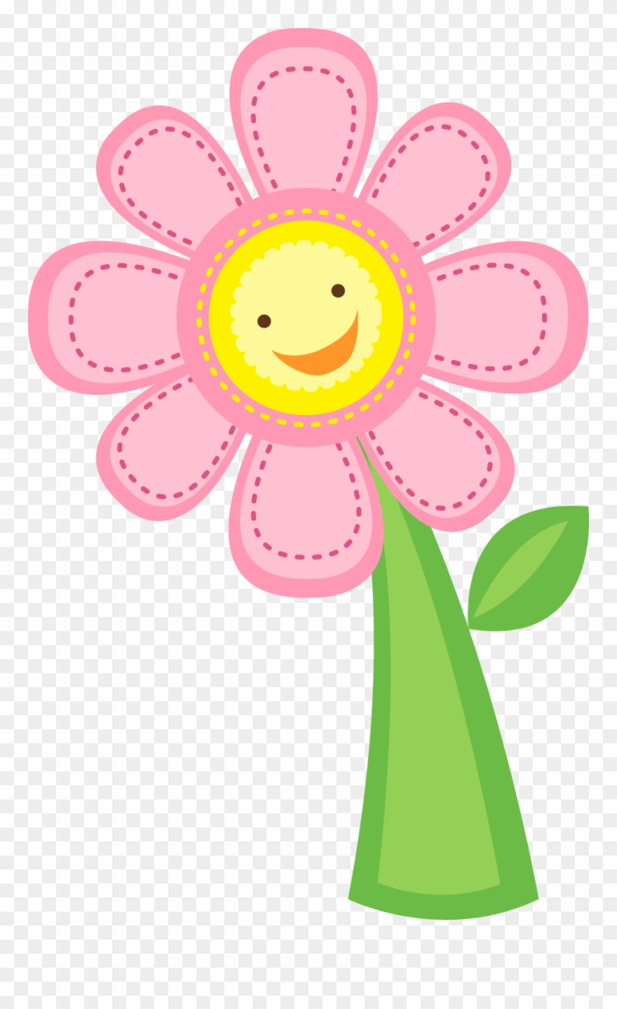 Nest Clipart Baby Floral.