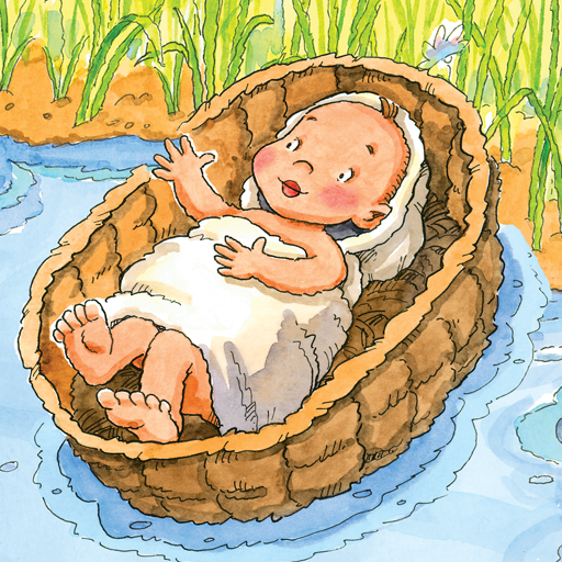 Baby Moses Clipart For Free 2020.