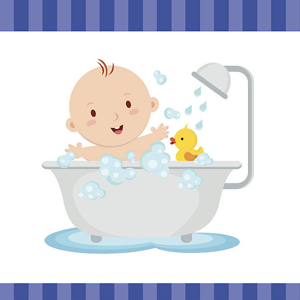 535 Bathtub free clipart.