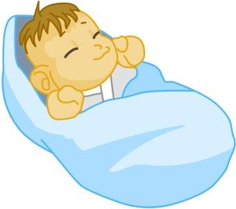 Baby Blanket Clipart.