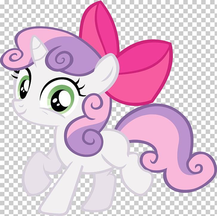 Sweetie Belle Pony Apple Bloom Rarity Spike, belle Baby PNG.