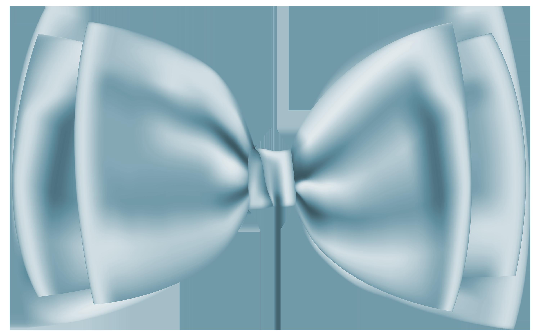 Light Blue Ribbon PNG Clipart.