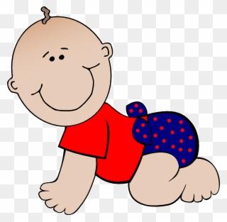 Baby Cradle Clip Art.