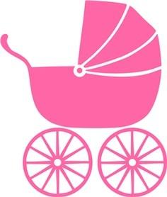 Baby pram clipart 3 » Clipart Portal.