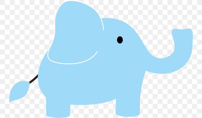 Baby Elephant Clipart., PNG, 746x477px, Label, African.