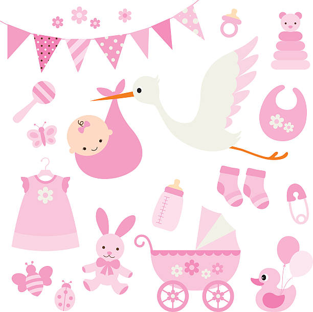Best Baby Stuff Illustrations, Royalty.