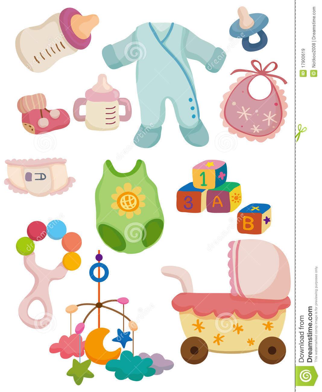102+ Baby Stuff Clipart.