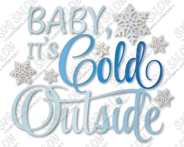 Baby its cold outside clipart 4 » Clipart Station.