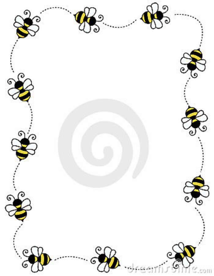 Bug Border Clip Art Free.