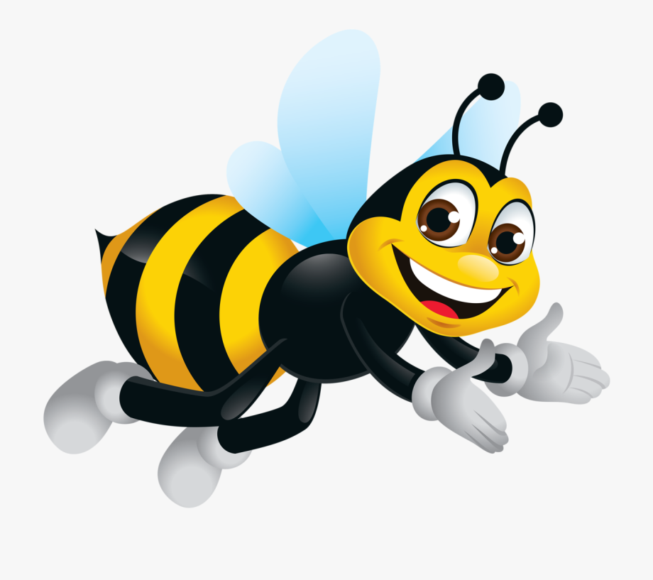 Bee Clipart, Bumble Bees, Views Album, Insects.
