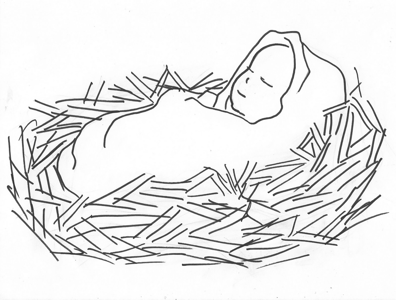 Free Baby Jesus Art, Download Free Clip Art, Free Clip Art on.