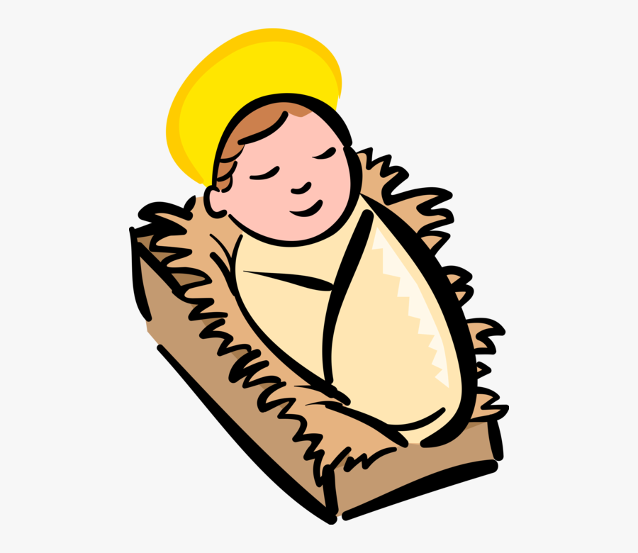 Transparent Birth Of Jesus Clipart.