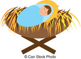 Baby jesus manger clipart 1 » Clipart Station.