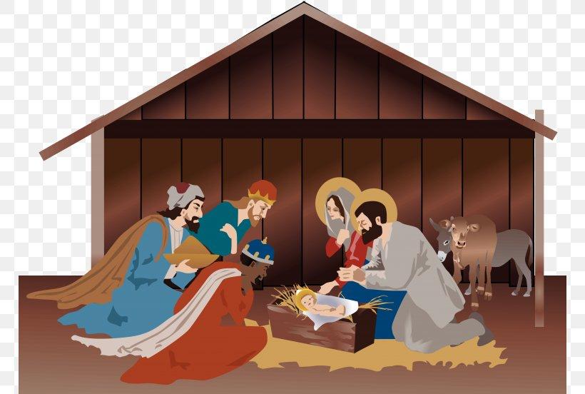 Nativity Scene Nativity Of Jesus Christmas Day Clip Art.
