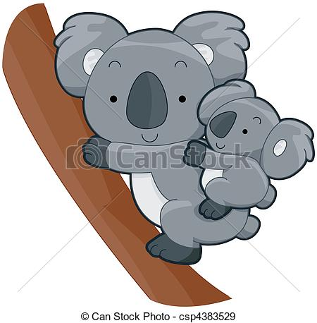 Koala Clip Art and Stock Illustrations. 2,477 Koala EPS.