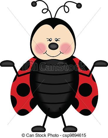 Joyful Ladybug.