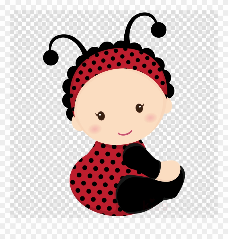 Ladybug Baby Clipart Infant Insect Clip Art.
