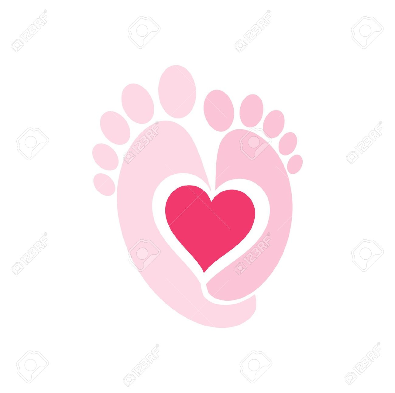 Baby Legs Symbol. Royalty Free Cliparts, Vectors, And Stock.