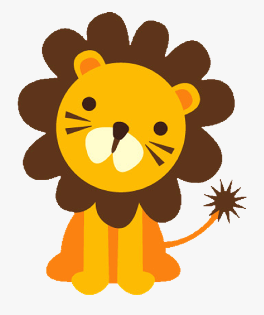 Baby Lion Clipart Baface 71 With Clipart Ba Shower.