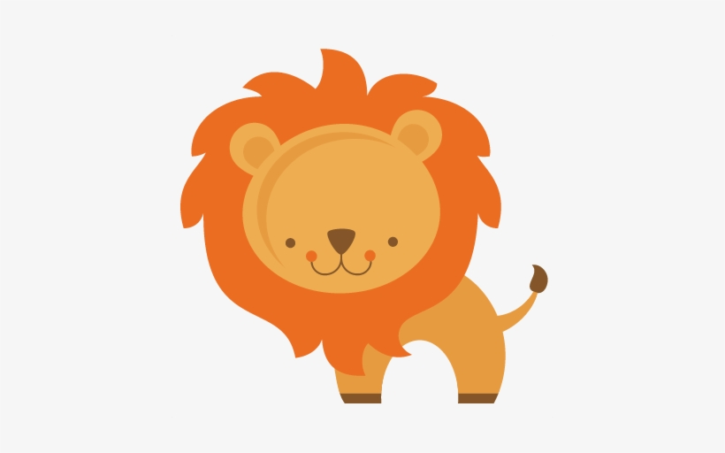Lion Clipart Baby Animal.