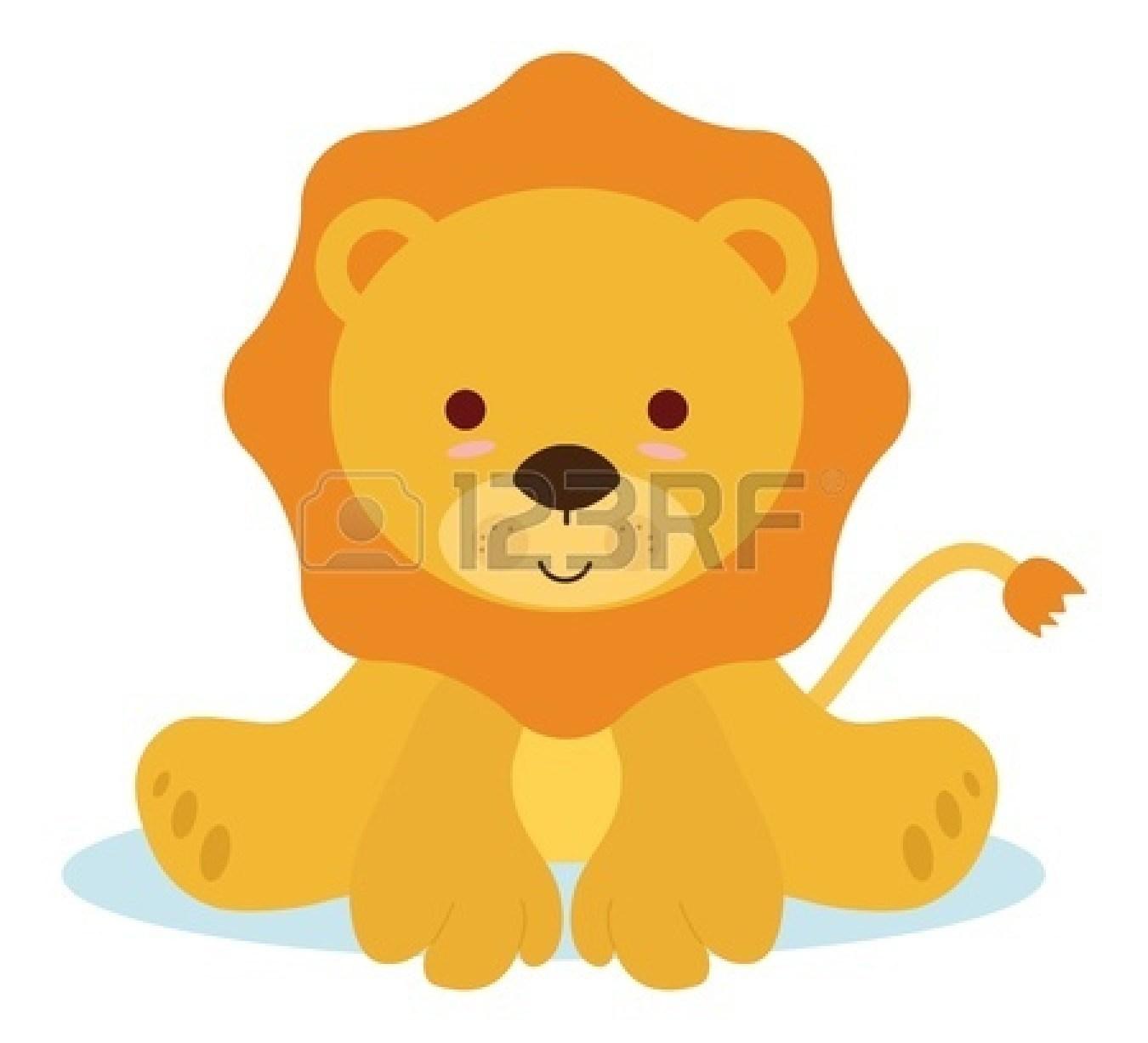 Baby lion clipart 3 » Clipart Portal.