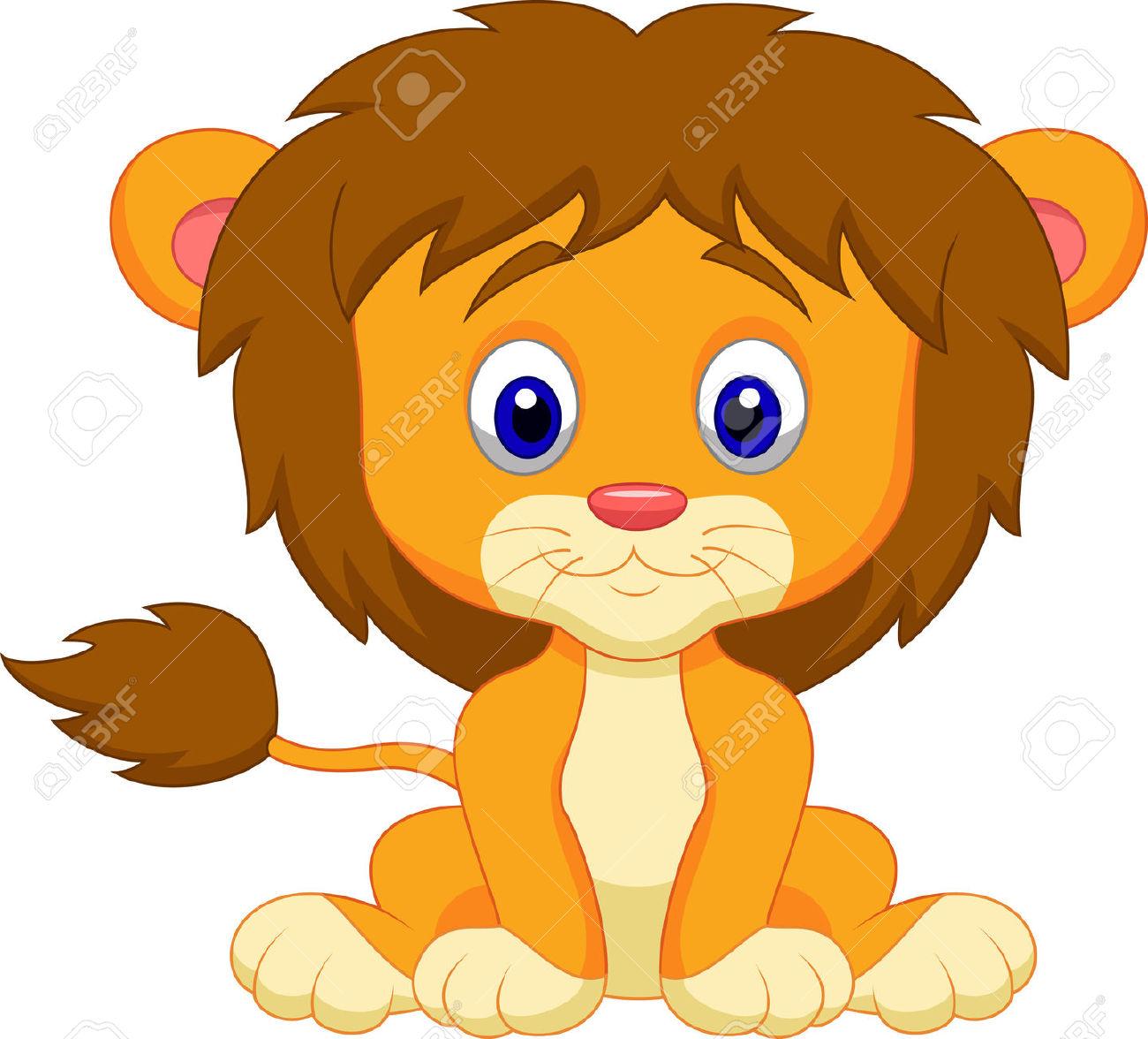 Best Baby Lion Clipart #10505.