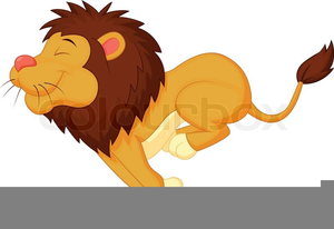 Baby Lion Clipart Free.