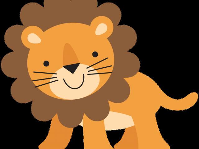 Lion Clipart Baby Boy.