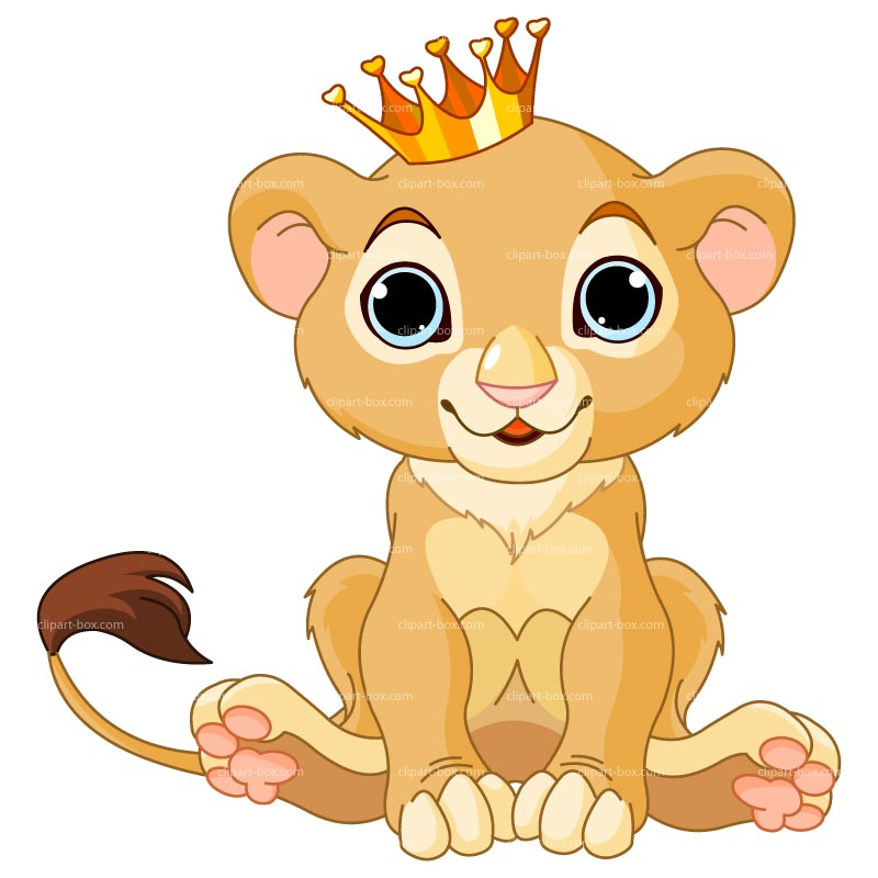 2111 Lion King free clipart.