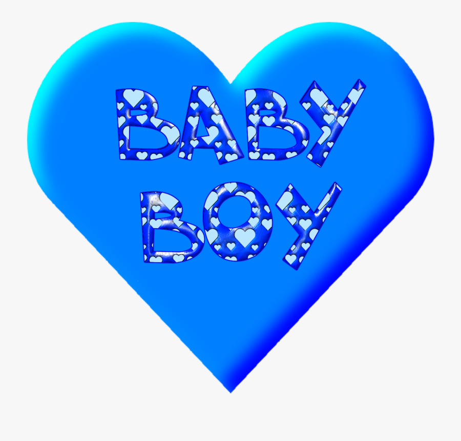 Baby Symbol Boy Free Picture.