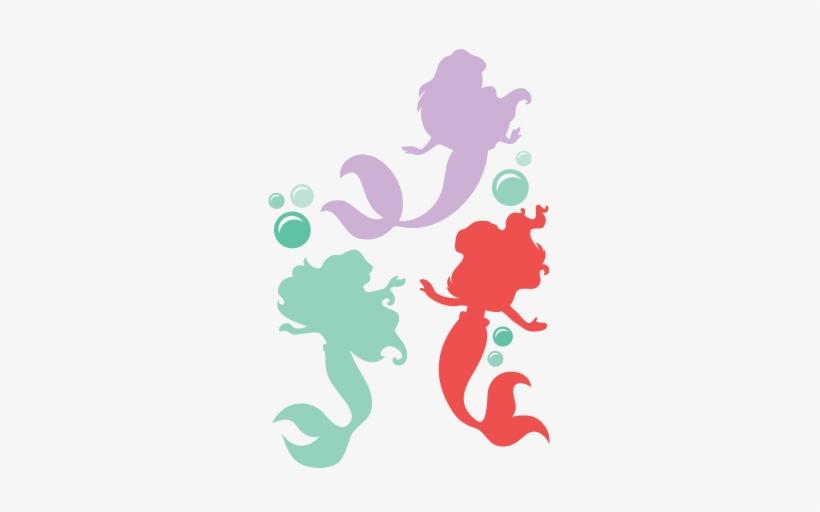 Baby Mermaid Png.
